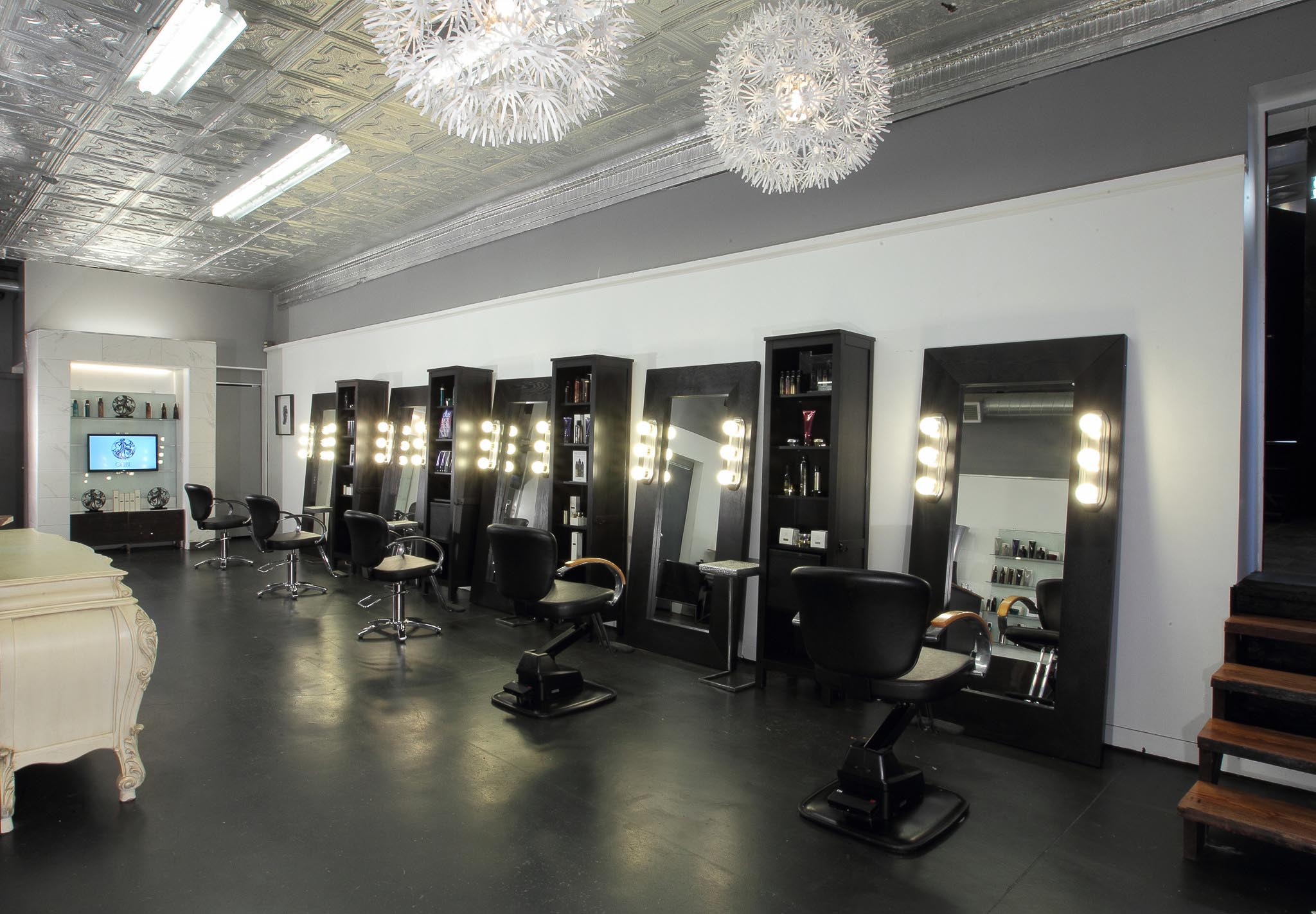 Rated by allure as the best hair salon in atlanta come for Pictures of salons